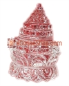 Picture of Shree Yantra on Lotus 100-120 gms