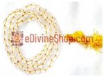 Picture of Crystal Quartz Mala For Energy and Relief From Stress