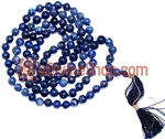 Picture of Sodalite Mala to Get Protecion Against Radiations and Negative Energies