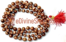 Picture of Sunstone Mala to Dispel Fear and Stress