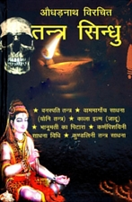 Picture of Augharnath Virchit Tantra Sindhu - Occult ook Hindi