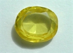 Picture of Yellow Sapphire
