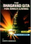 Picture of The Bhagavad Gita For Daily Living (3 Vol. Set) PB (Paperback) 