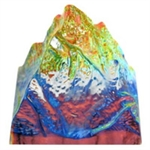 Picture of Crystal Mountain : Feng Shui Gifts