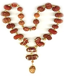 Picture of Rudraksha Siddha and Indra Mala