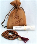 Picture of Rudraksha Seed Mala - 108 Beads 6.5mm