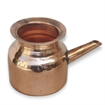 Picture of Pooja Accessories Handmade Copper Lota Kalash