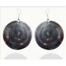 Picture of Ethnic Round Arabic Earring ER24