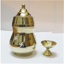 Picture of Camphor Lamp (Brass)