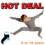 Picture of Kids Thermals + 1 Pair of Socks Free