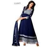 Picture of Sushmita Sen Blue Anarkali Suits Sus11007
